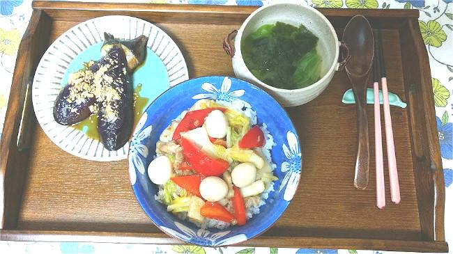 ヨシケイ料理1日目