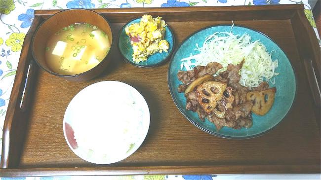 ヨシケイ料理2日目