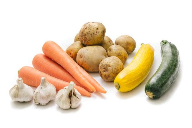 野菜5種類
