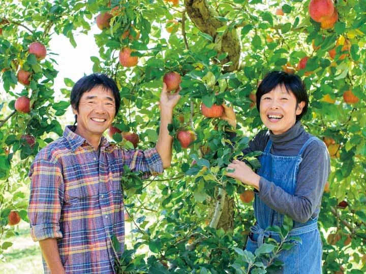 大地宅配の果物
