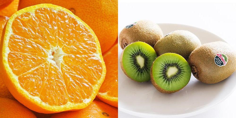 ローソンフレッシュの果物