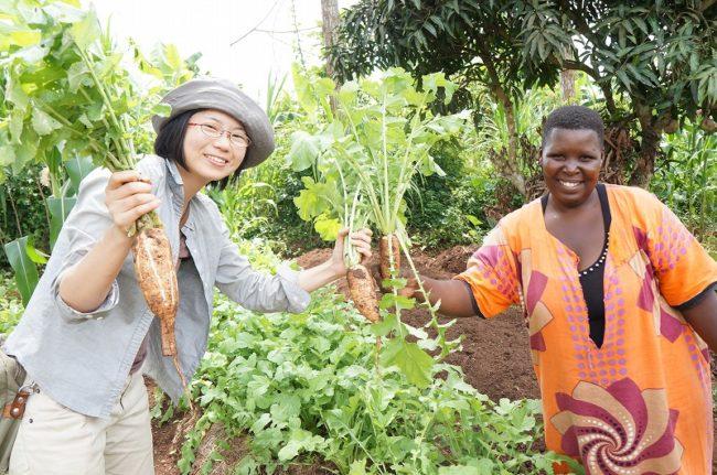 ウガンダオーガニックプロジェクト