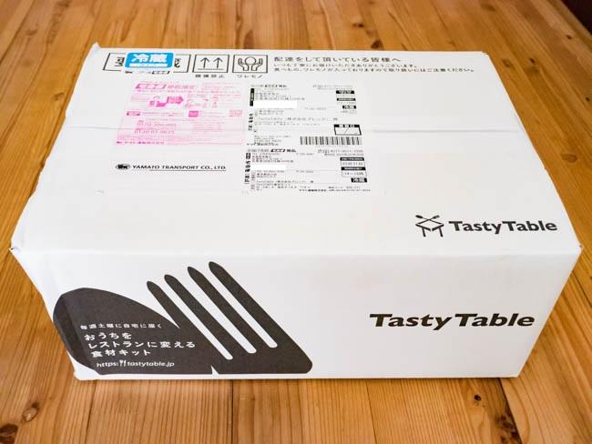 TastyTable梱包