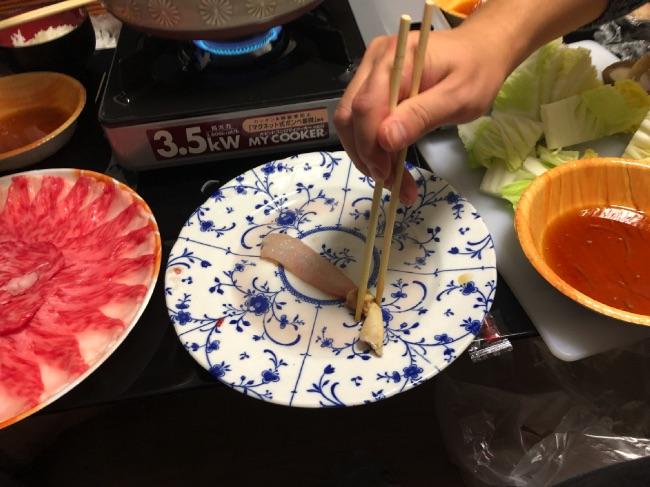 北釧水産のカニは美味しすぎてすぐなくなる